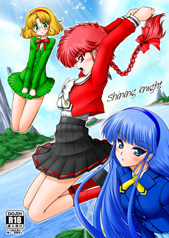 (C90) [Ai Wa Kurayami (Marui Ryuu)] Shining Knight (Magic Knight Rayearth)